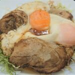 "<span class=""title"">【築地】小田保魚河岸店でほろほろのチャーシューエッグ定食を食べました。</span>"
